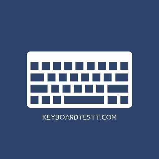 Keyboard Test Online