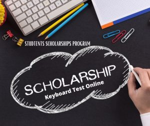 Keyboard Test Online Scholarship Program