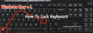 How To Lock Keyboard